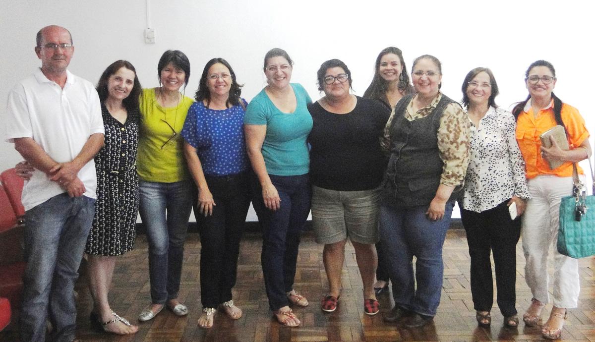 Representantes das entidades participantes do edital de Pontos de Cultura.