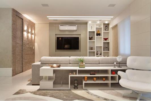 Salas: modernas ou clássicas, contemporâneas ou rústicas?