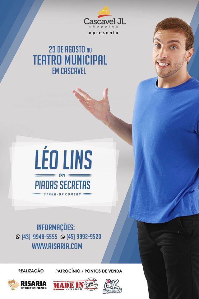 leo lins