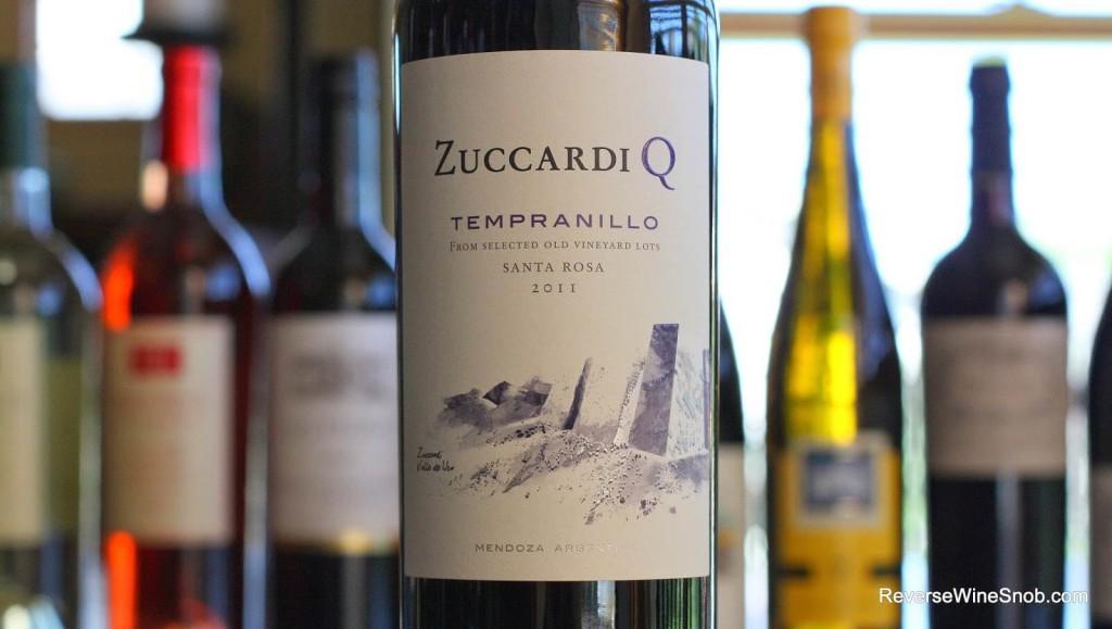 2011-Zuccardi-Q-Tempranillo